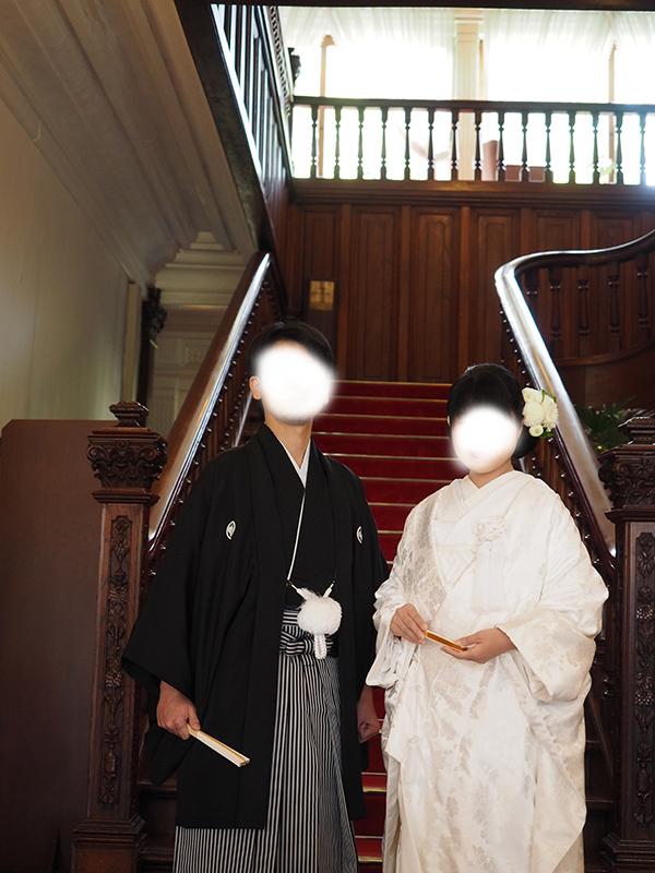 箱根の富士屋ホテルで結婚式ウェディング